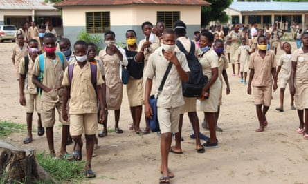 West and central Africa's closed schools putting children at risk, Unicef warns