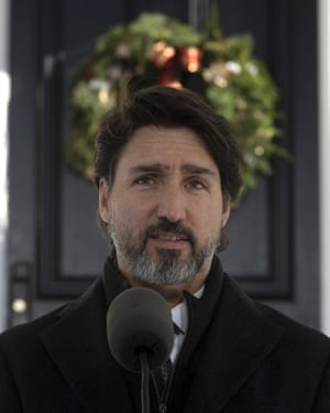 Justin Trudeau on Tuesday.