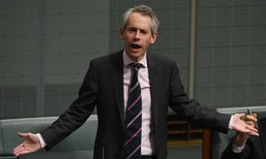 Labor's spokesman on multiculturalism, Andrew Giles