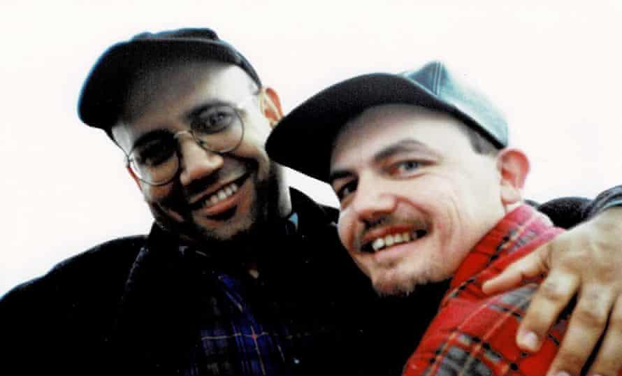 Warren and Kevin together