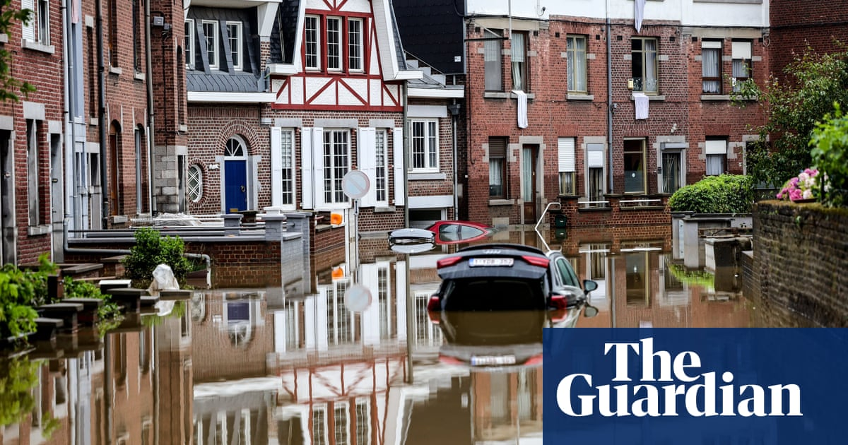 Belgium opens manslaughter investigation over flood deaths
