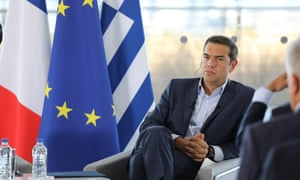 Greek prime minister Alexis Tsipras is becoming more pragmatic by the day.