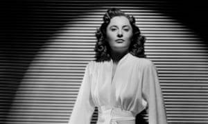 Barbara Stanwyck c1945.