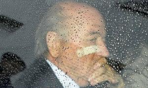 Blatter has plenty to ponder.