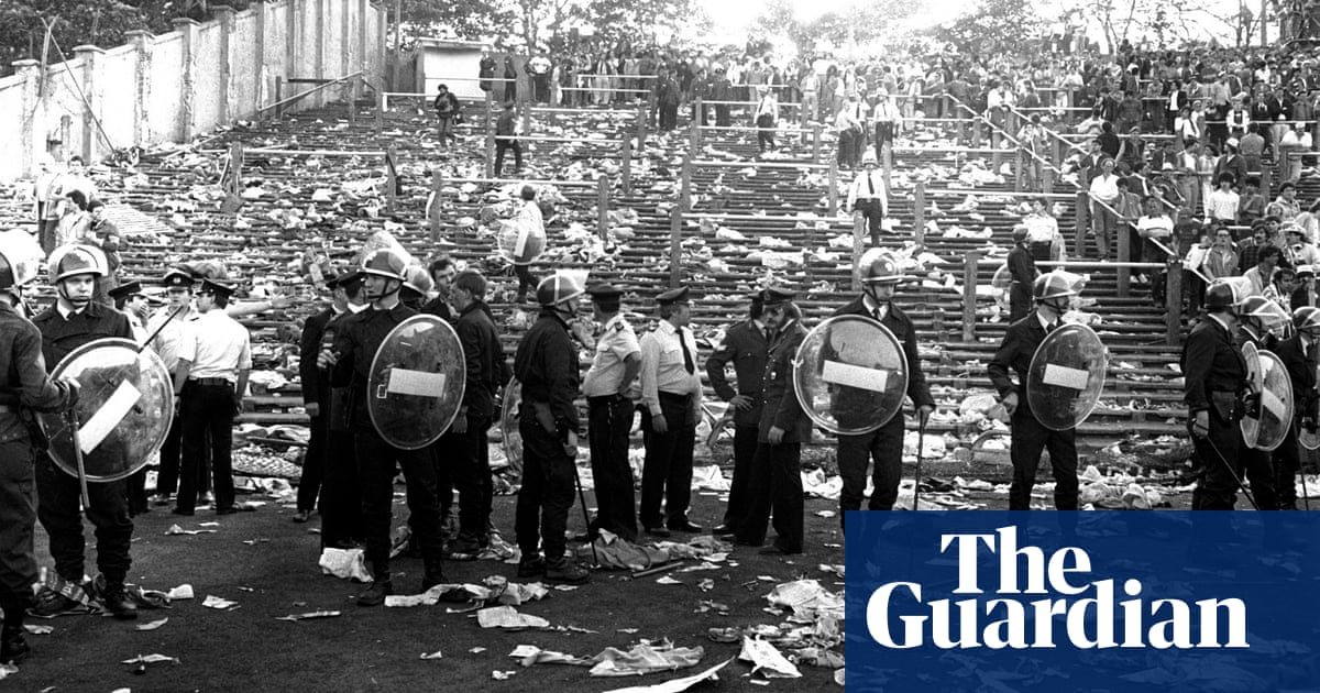 Quarantine our sad, sick game: how Heysel tragedy changed English football | Simon Burnton