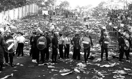 'Quarantine our sad, sick game': how Heysel tragedy changed English football | Simon Burnton