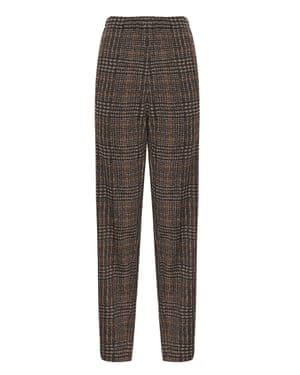 Trousers, £235, by Joseph