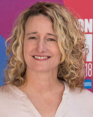 Tricia Tuttle at the London film festival launch in 2018.