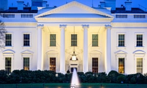 """""""The White House."""""""
