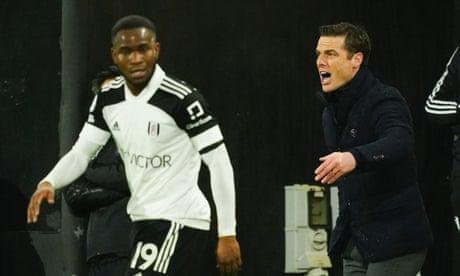 'Scandalous': Scott Parker furious over Fulham's rearranged Spurs game
