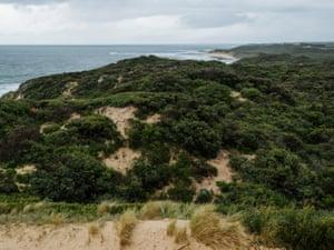 Cape Paterson coastline