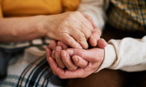 'There is a loneliness epidemic affecting 1.2 million older people in England, so why on earth split up the ones who do have a beloved partner to live with? '