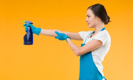 'For some of the cleaners – mostly women – it worked out well'