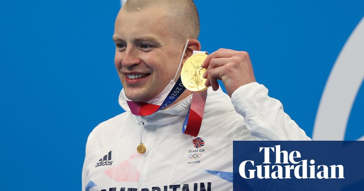 'Brutal but effective': lottery funding scores 100 golds for Team GB