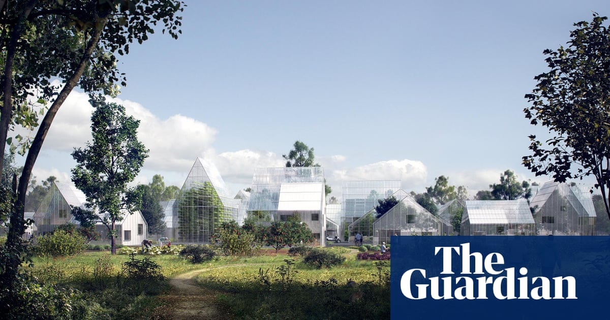 Fancy Life In An Eco Village Welcome To The Hi Tech Off Grid