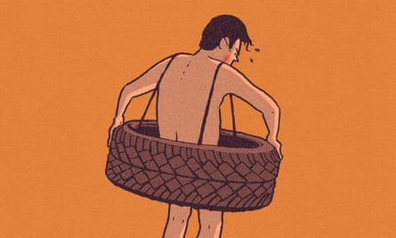 Is your 'spare tyre' causing you grief?