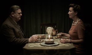 Alone in Berlin with Thompson and Brendan Gleeson