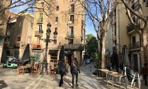 Plaça Sant Agustí Vell 3, Barcelona