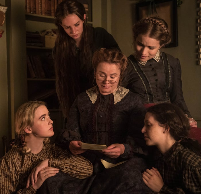 The Big Trouble With Little Women Books The Guardian