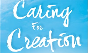 Caring for Creation book cover.