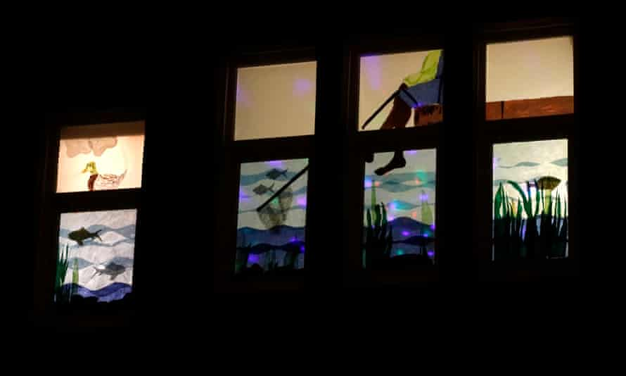 Strathbungo Window Wonderland February 2019.