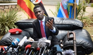 With Bobi Wine, people power could finally win in Uganda   Patience