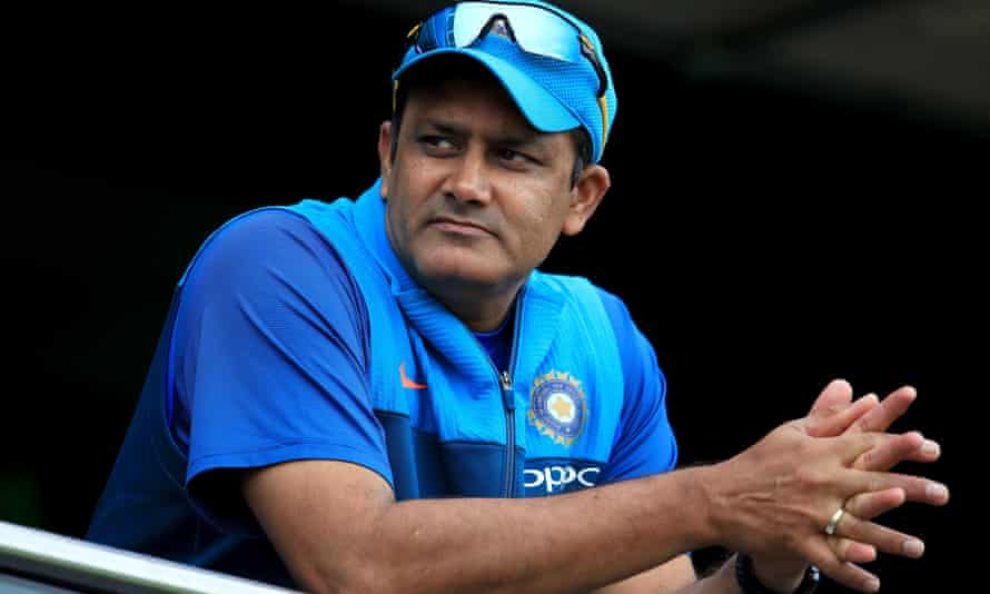 Anil Kumble chairs the cricket committee of the ICC, which has given its views on different methods of polishing the ball.