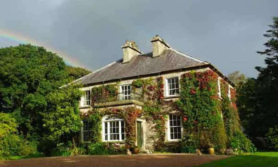 Bruckless House, Donegal