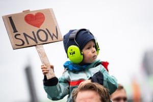 Even the littlest of demonstrators understand what's at stake with global heating.
