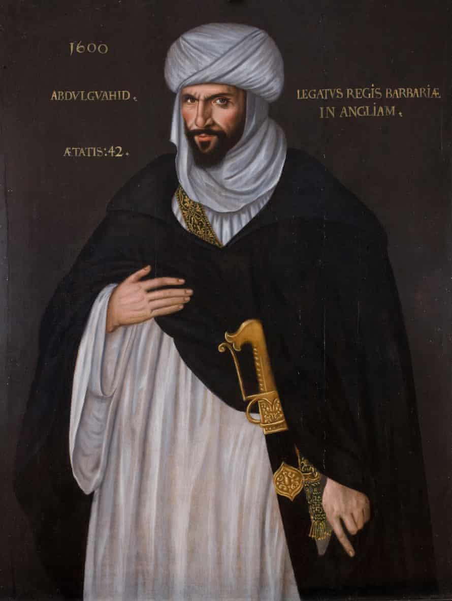 The 1600 portrait of Al-Annuri