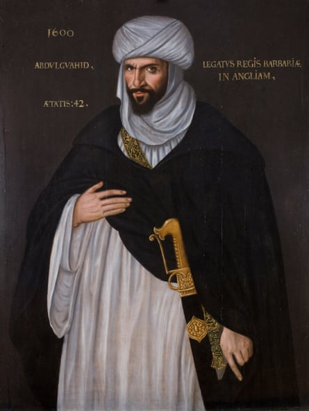 The 1600 portrait of Al-Annuri