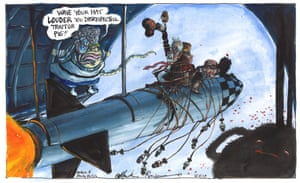 Martin Rowson cartoon 12.11.19