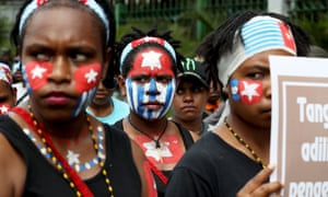 Protests throughout the Papuan region in Indonesia have been roiling after racist videos circulated.