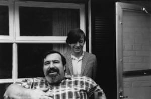 Scott Fagan and Doc Pomus in 1965
