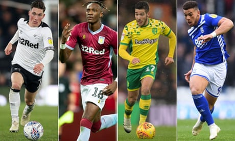 The best young players in the Championship this season
