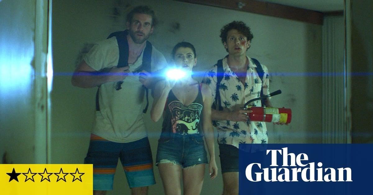 The Resort review – inane horror film or a sophisticated meta-joke?