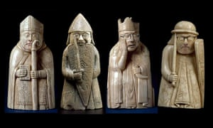 The Four Faces of Brandis (after chess)