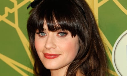 Hello Giggles: Zooey Deschanel's 'online community' is a sort of merrily castrated Comment is Free.