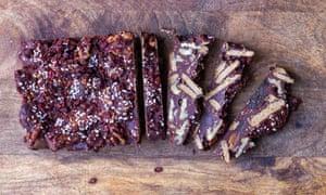 Tom Hunt's refrigerator cake makes short work of those stale biscuits.