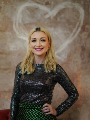 Kate Miller-Heidke is competing for a place at Eurovision.