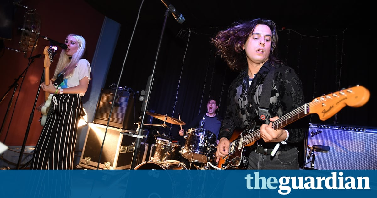 The Great Escape review – Inheaven leave Brighton's new music shindig shaking