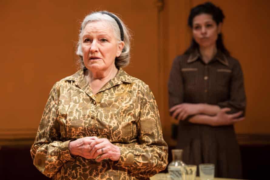 Marlene Sidaway as Miriam in Returning to Haifa.