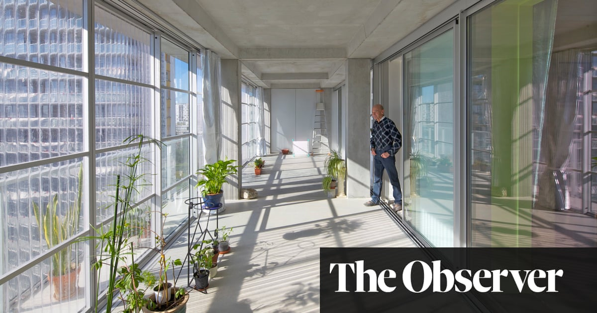 Grand Parc, Bordeaux review – a rush of light, air and views