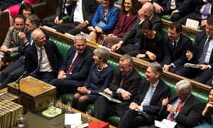 Brexit vote in the House of Commons, 14 March 2019