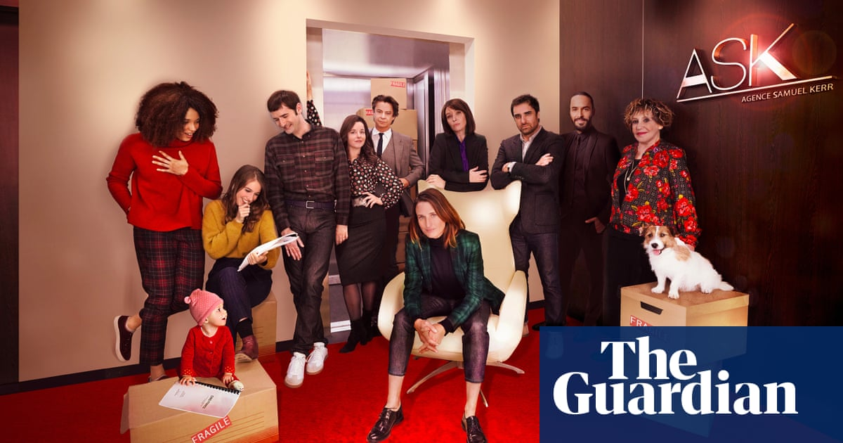Call My Agent: the French TV hit that viewers and actors adore