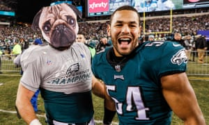 meet 44199 fa8ac Eagles big underdogs for Super Bowl but aim to beat 'pretty ...