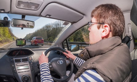 Many newly qualified drivers still are too scared to drive on motorways, says Crispin Moger of Marmalade.