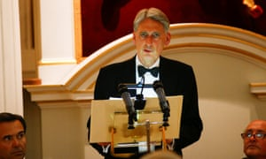 Philip Hammond delivers his annual Mansion House speech on 21 June 2018