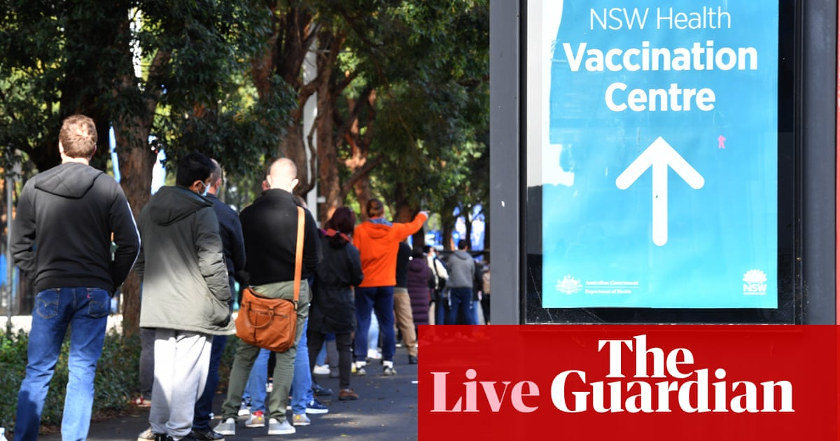Australia news live: Leaders meet to 'war game' Covid vaccine rollout, PM's popularity drops
