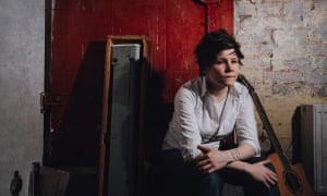 Folk singer Grace Petrie